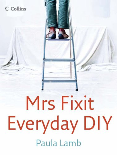 Mrs Fixit Everyday DIY: The Real Woman's Guide To DIY By Paula Lamb