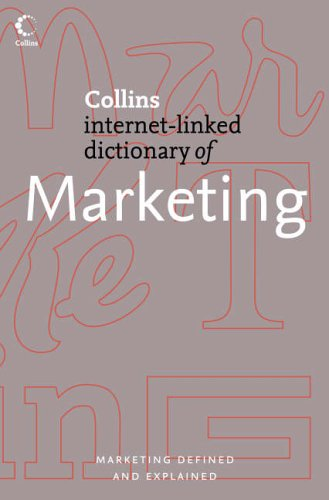 Marketing (Collins Internet-Linked Dictionary of)