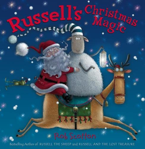 Russell's Christmas Magic By Rob Scotton