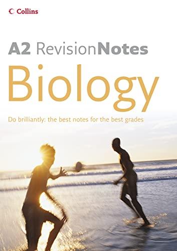 A2 Biology By Alan Morris