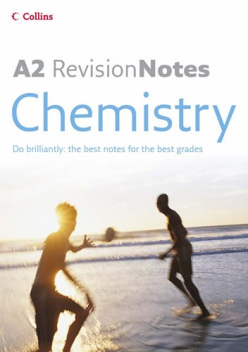 A2 Chemistry By George Facer