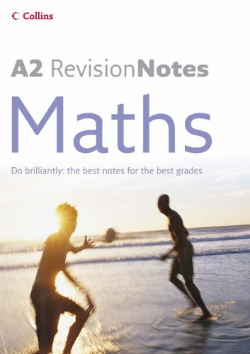 A2 Maths By Ted Graham