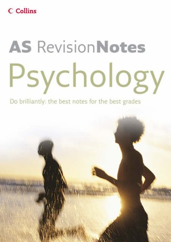 AS Psychology By Mike Cardwell