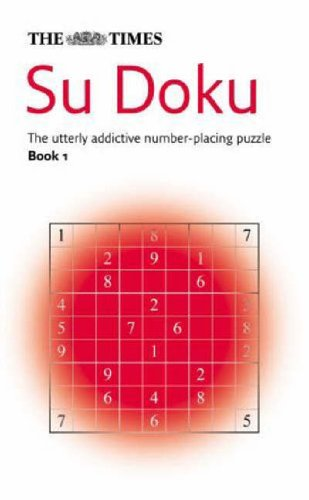 The Times Su Doku Book 1 By Compiled by Wayne Gould
