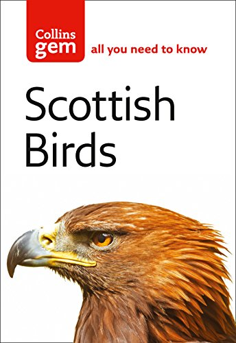 Scottish Birds (Collins Gem): The Quick and Easy Spotter's Guide By Valerie Thom