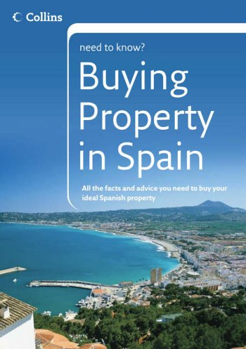 Buying Property in Spain By Mark Stucklin