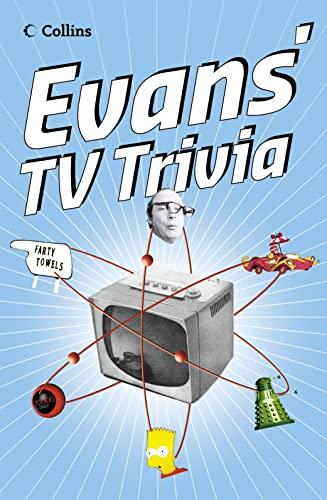 Evans' TV Trivia By Jeff Evans