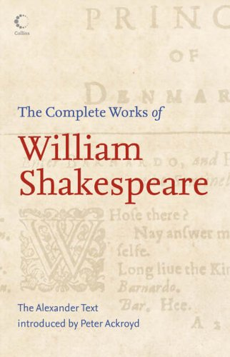 Collins Complete Works of Shakespeare By William Shakespeare