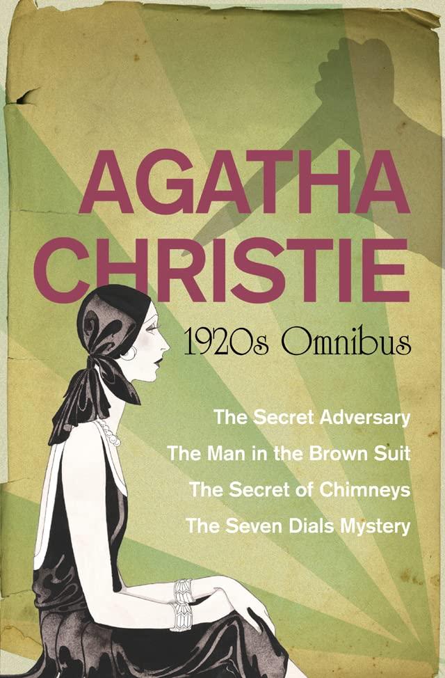 Agatha Christie 1920's Omnibus By Agatha Christie