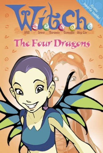The Four Dragons By Elizabeth Lenhard