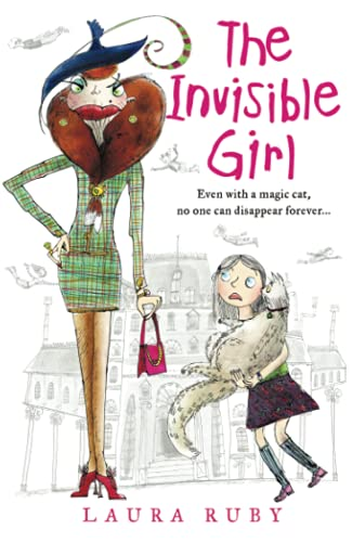 The Invisible Girl By Laura Ruby