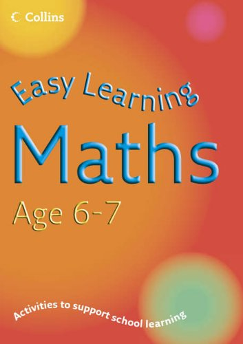 Maths Age 6-7 By Peter Clarke
