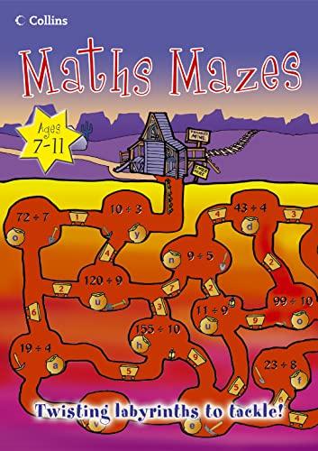 Maths Mazes By Juliet Snape