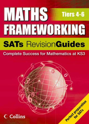 Maths Frameworking - SATs Revision Guide Levels 4-6 By Keith Gordon