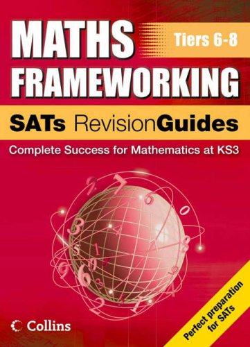 SATs Revision Guide Levels 6--8 By Keith Gordon