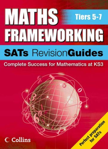 Maths Frameworking - SATs Revision Guide Levels 5-7 By Keith Gordon