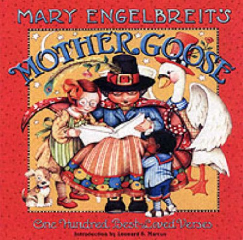 Mother Goose By Illustrated by Mary Engelbreit