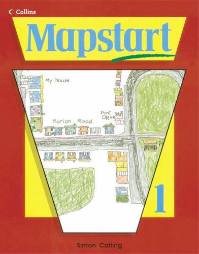Collins Mapstart 1 By Simon Catling