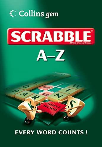 A -Z of Scrabble