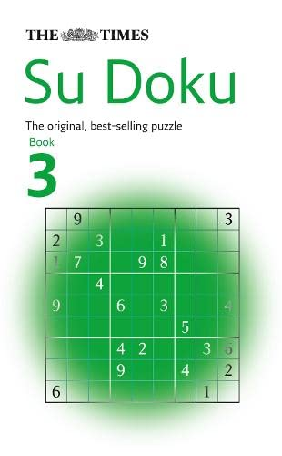 The Times Su Doku Book 3: 100 original puzzles: Bk. 3 By Compiled by Wayne Gould