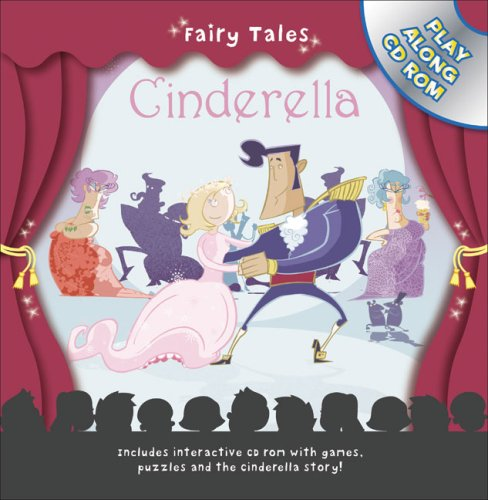 Play Along Fairy Tales - Cinderella (Play Along Fairy Tales S.)
