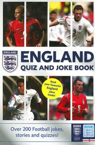 The England Quiz and Joke Book By Richard Mead (University of London)