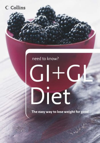 GI and GL Diet By Kate Santon