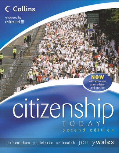 Citizenship Today – Student's Book: Endorsed by Edexcel (Citizenship Today 2) By Jenny Wales
