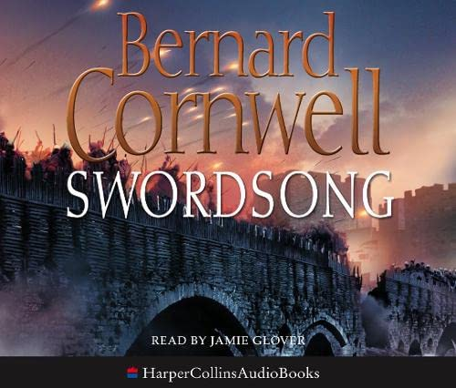 SWORD-SONG-by-Cornwell-Bernard-CD-Audio-Book-The-Cheap-Fast-Free-Post
