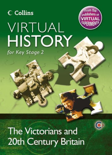 Virtual History The Victorians and Twentieth Century Britain CD-ROM By Christine Cooper