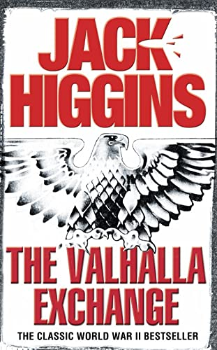 The Valhalla Exchange By Jack Higgins