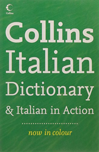 Collins Italian Dictionary Plus