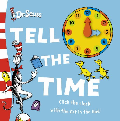 Dr. Seuss Tell the Time by Seuss, Dr. Board book Book The Cheap Fast Free Post