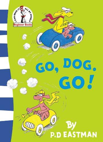 Go, Dog. Go! (Beginner Series) By P. D. Eastman
