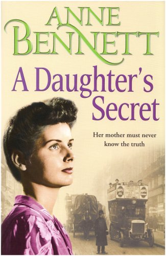 A Daughter's Secret By Anne Bennett