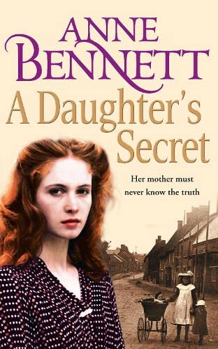 A Daughter's Secret By Anne Bennett