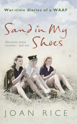 Sand In My Shoes By Joan Rice