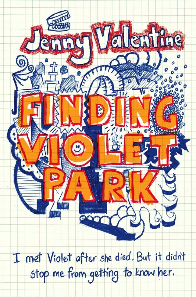 Finding Violet Park By Jenny Valentine
