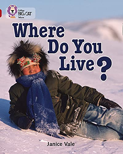 Where Do You Live? By Janice Vale