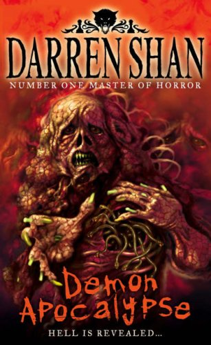 Demon Apocalypse By Darren Shan