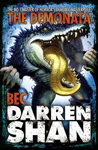Bec By Darren Shan