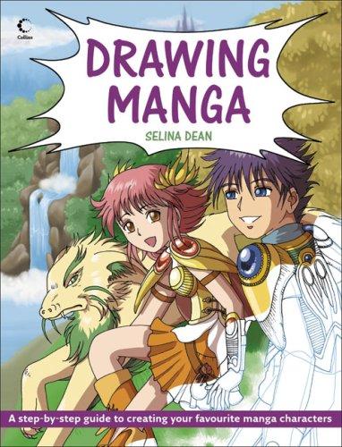 Drawing Manga By Selina Dean