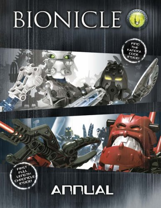 Bionicle Annual