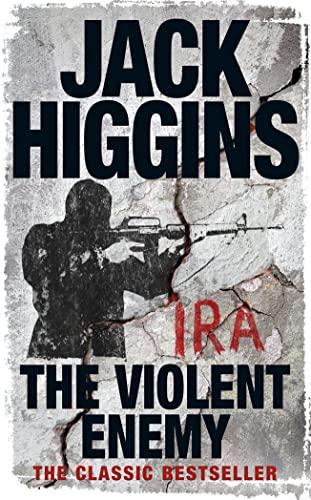 The Violent Enemy By Jack Higgins