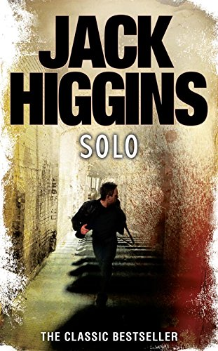 Solo By Jack Higgins