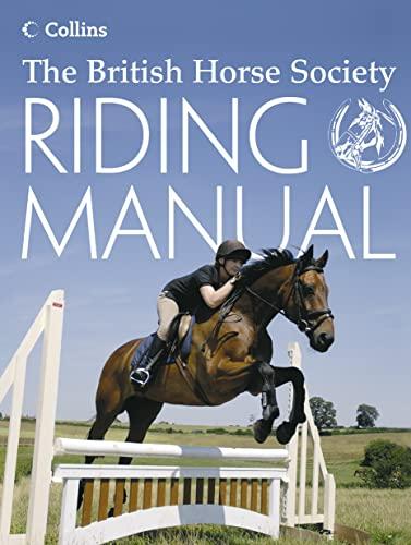 BHS Riding Manual By Margaret Linington-Payne