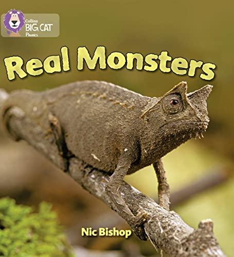 Real Monsters By Nic Bishop