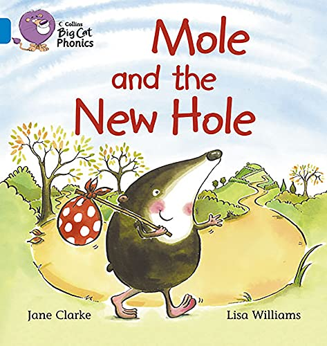 Mole and the New Hole By Jane Clarke
