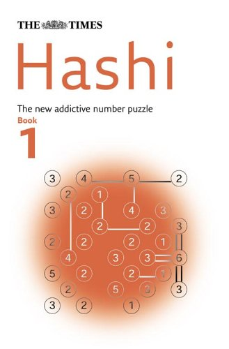 The Times Hashi Compiled by Puzzler