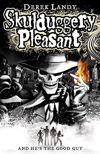 Skulduggery Pleasant (Skulduggery Pleasant - book 1) by Derek Landy